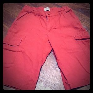 Boys Red 10 Children's Place Shorts